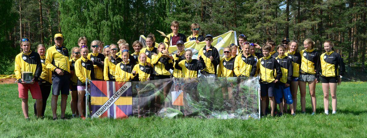 Akershus og Oslo vant UM 2018